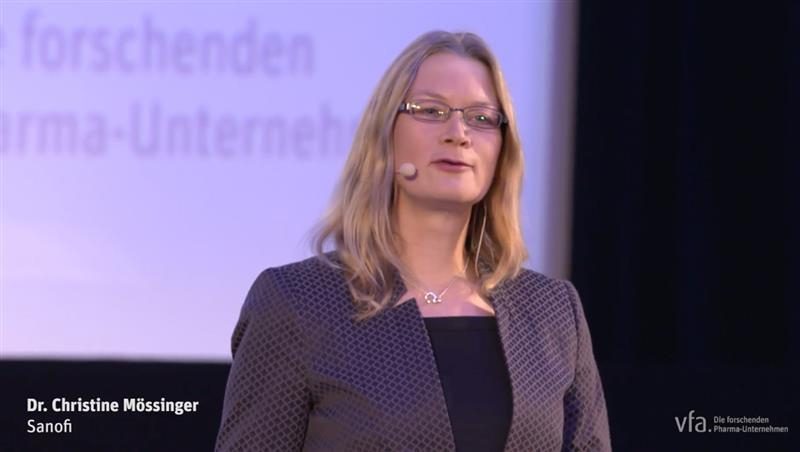 youtube video Dr. Christine Mössinger